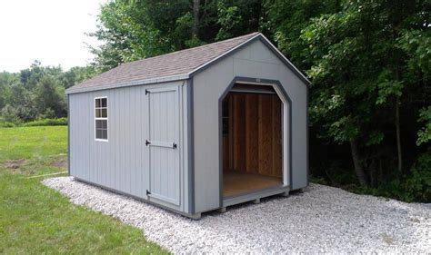 Shed For Sale Ottawa by Mini Garage Sheds 187 Country Sheds