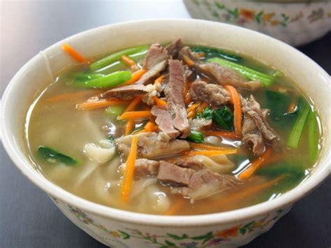 chinois pour la cuisine soupe chinoise à l 39 agneau recette chinoise cuisine de