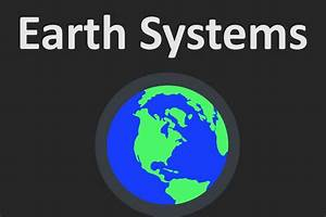 Diagram Of Earth Systems