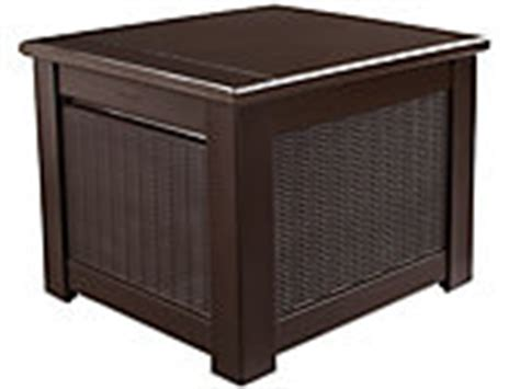 Rubbermaid Patio Storage Cube by Patio Series Storage Cube Rubbermaid