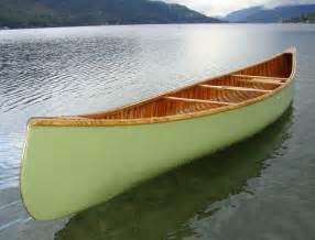 do your self wooden canoe