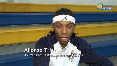 allonzo trier  basketball recruit   youtube