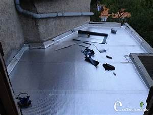 rouleau goudron etancheite terrasse j cherence With etancheite toit terrasse goudron