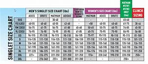 Keen Shoe Size Chart Cliff Keen Sudden Victory Two Color Singlets