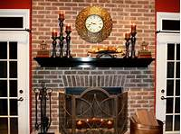 decorating fireplace mantels Tips to Make Fireplace Mantel Décor for a Wedding Day - MidCityEast