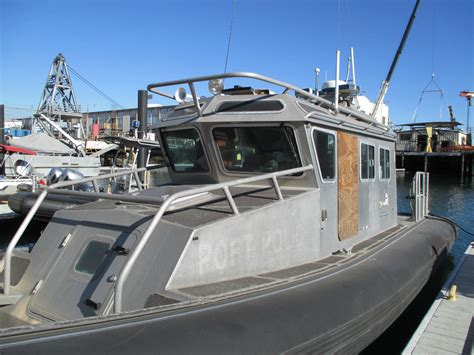 Safe Boats For Sale by Safe Boat International 36 Cabin Inboard 2005 For
