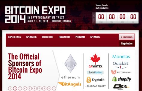 Bitcoin alliance of canada in 2012. Robotic Charlie Shrem Appearance Unlikely at Toronto Bitcoin Expo