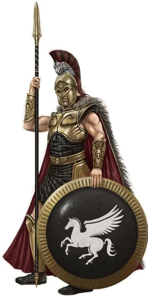 Hoplite | Age of Heroes | Ancient warriors, Ancient armor ...
