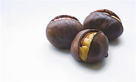 Recipes Roasted Chestnuts + Chestnut Puree For