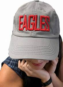 3D Embroidery Cap Designs - Gandy Ink