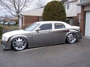 Chrysler 300 Two Tone Paint Jobs