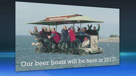 Pedal Boat Buffalo by Buffalo Pedal Tours Launching Pedal Boats