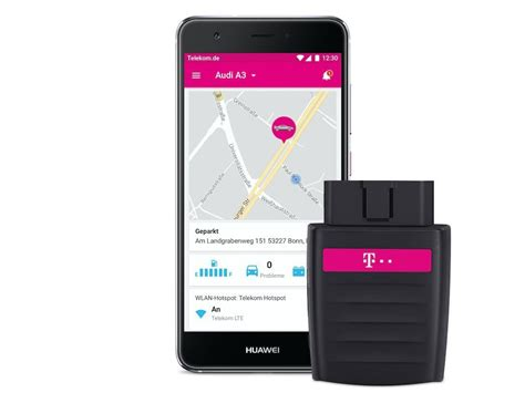 telekom carconnect adapter telekom carconnect lte hotspot f 252 rs auto ab sofort erh 228 ltlich