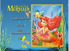 The Little Mermaid DVD Review