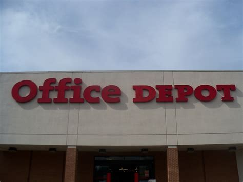 Office Depot Hours For Today by Office Depot 253 Burlington Nc 27215
