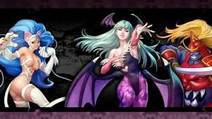 Darkstalkers Resurrection Review - GameSpot