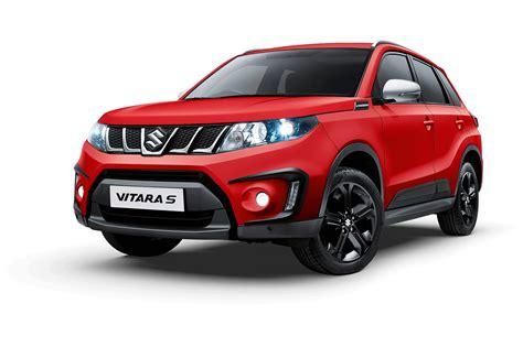 Suzuki Vitara by New Suzuki Vitara S The Sporty Addition To The Vitara Range