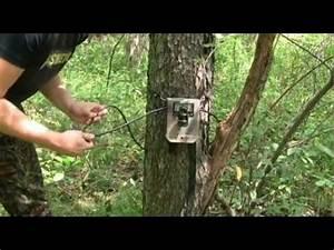 How To Set Up A Trail Camera  Trail Camera Setup