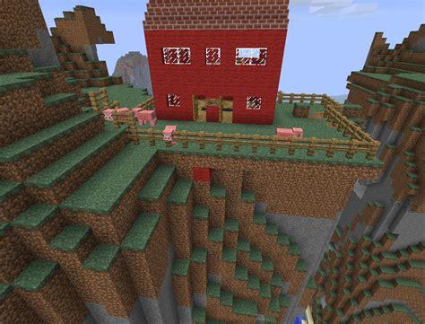 farm  pig mob spawner minecraft project
