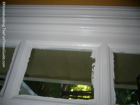 remove paint  windows quick  easy  diy
