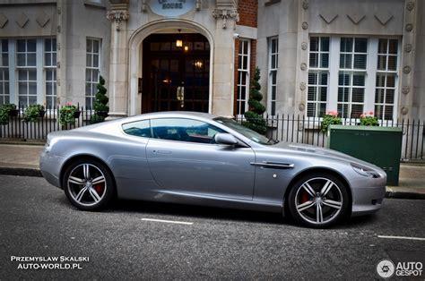 Aston Martin Db9 Lm 6 November 2018 Autogespot