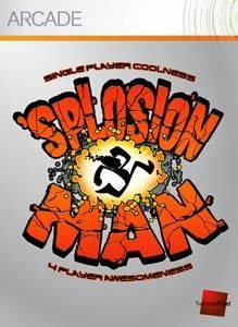 Amulets and Ale: 'Splosion Man - Xbox 360 Arcade