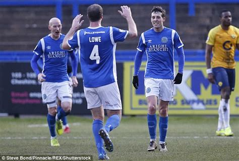 Macclesfield Town fail to pay stars January wages   Daily ...