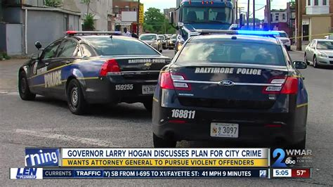 governor hogan directs attorney general  prosecute