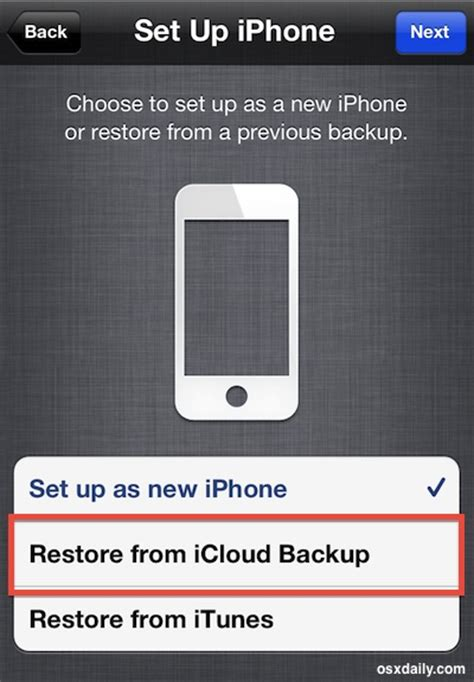 restore iphone how to restore an iphone from backup how to
