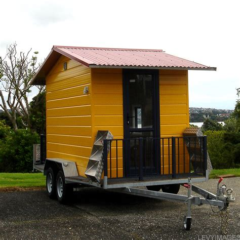 Tiny Homes On Wheels by The Flying Tortoise Tiny House On Wheels