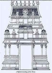 File:1834 sketch of elements in Hindu temple architecture ...
