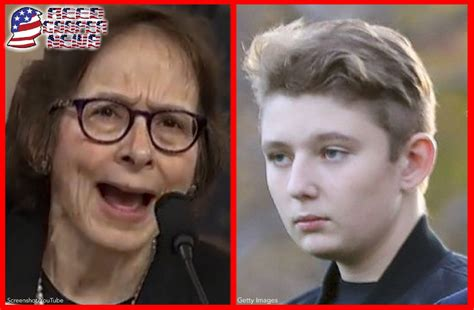 trump barron year democrat attacked donald hearings president son disgusting witness reed during