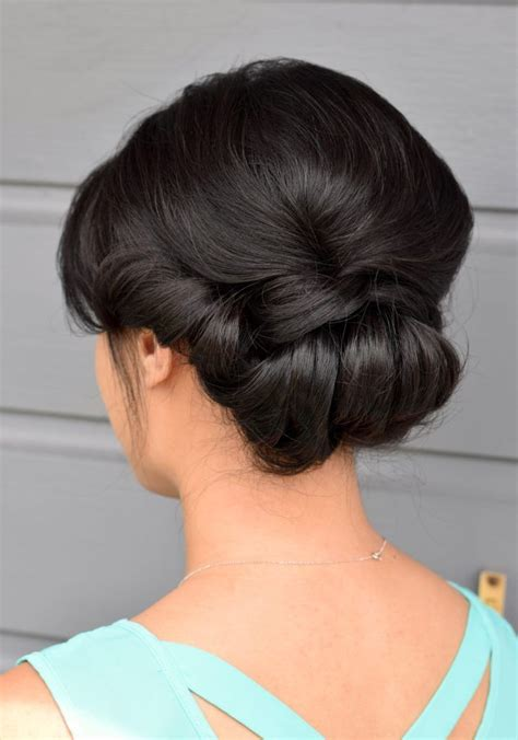 Updo Hairstyles by Twist Wedding Updo Hairstyle Inspiration Cherry