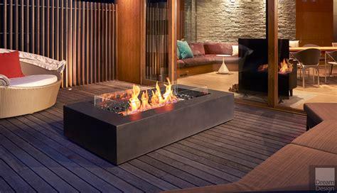 ecosmart fire bioethanol wharf dream design interiors