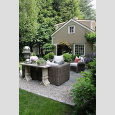 Outdoor Living New England Style  New England Home And Garden