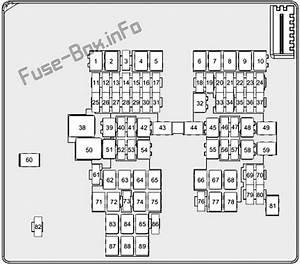 Fuse Box Diagram Ford Puma  2019