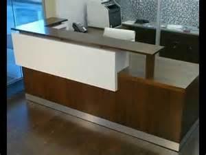 reception desk ikea youtube