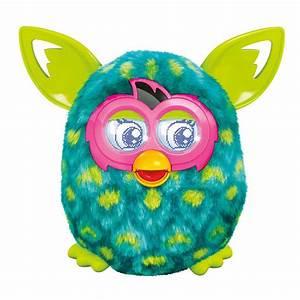 Amazon.com: Furby Boom Figure (Peacock): Toys & Games