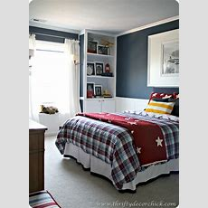 {boys} 12 Cool Bedroom Ideas  Today's Creative Life