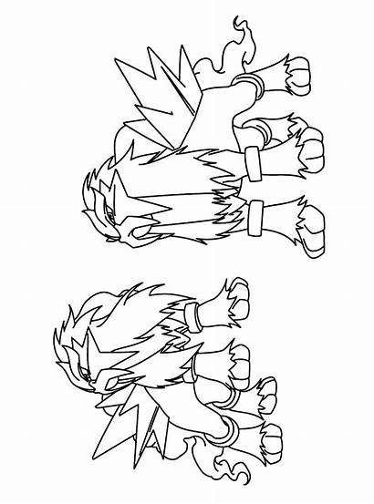 Pokemon Coloring Pages Series Tv Card Picgifs