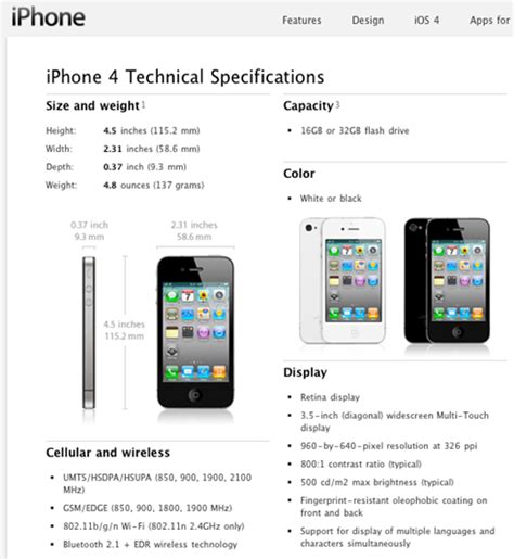iphone 4 specs ipod touch 4g s retina display may not be same as the one