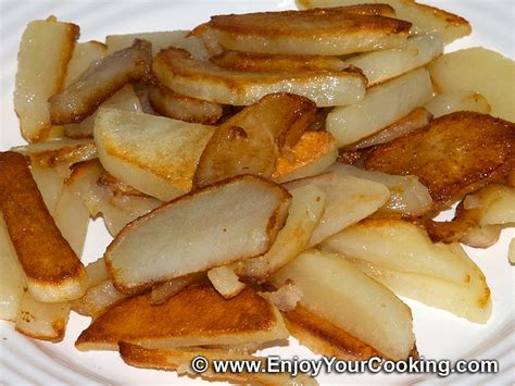 fried potatoes fried potatoes recipe my homemade food recipes tips enjoyyourcooking