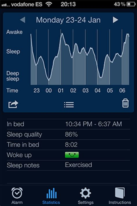 sleep cycle app precise  placebo psychology today