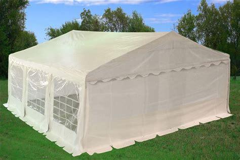 heavy duty party tent canopy gazebo shelter  windows