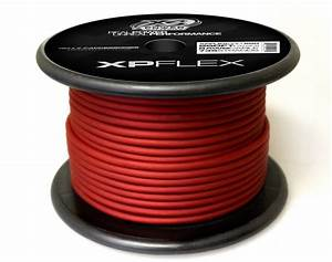 Xp Flex Red 8awg Cable