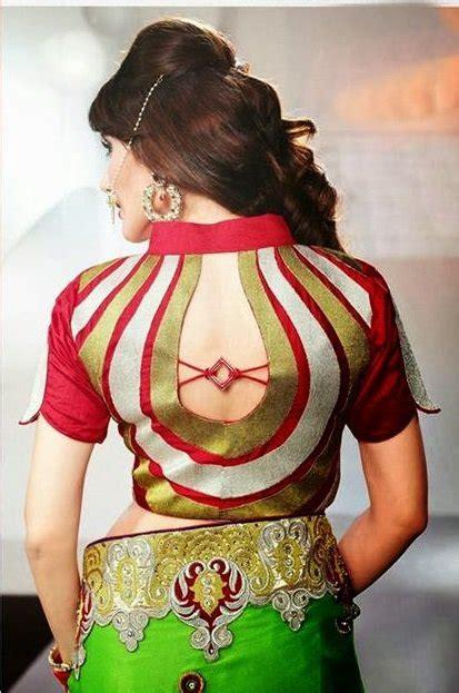 top blouse designs  collar neck beauty health tips