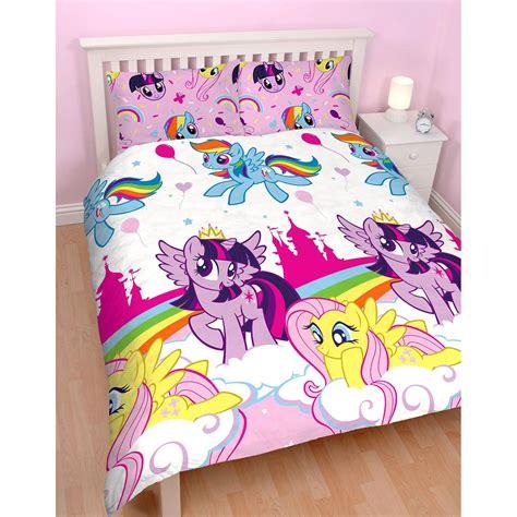 my little pony equestria double duvet cover set kids