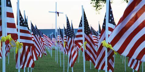 southern arizona commemorates memorial day