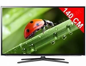 Tele Pas Cher 80 Cm : samsung ue55es6300 tv led full hd 3d 140 cm livraison gratuite ~ Teatrodelosmanantiales.com Idées de Décoration