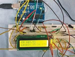 Fm Receiver Circuit Using Arduino